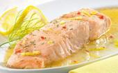 Feuilleté au épinards & saumon