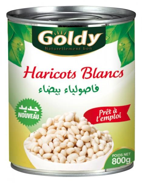 Haricots Blanc